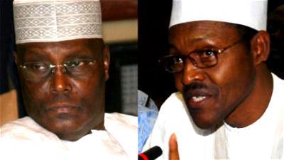 Erstwhile Vice President, Atiku Abubakar and Former Head of State, General Muhammadu Buhari