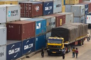 A fully loaded truck in one of the inland dry ports in the sub-region, will be delayed, harassed for bribes by the numerous security agents along the region's transport corridor before it gets to its destination.