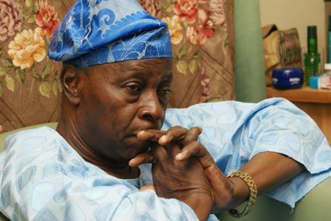 *Chief Olu Falae