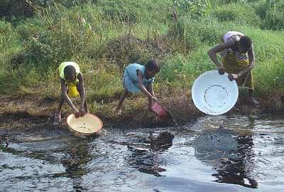 Oil spill ravages community