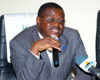 Minister for Health, Professor Christian Onyebuchi Chukwu