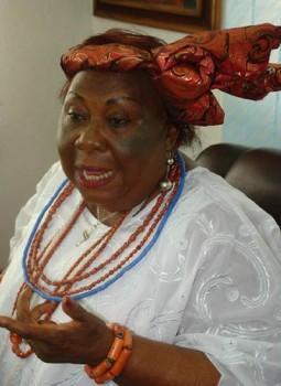 Ayiri can't be Ologbotsere  of Itsekiri, says Lori-Ogbebor