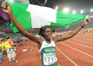 Nigerian Athletes