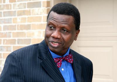 General Overseer , Pastor Enoch Adeboye