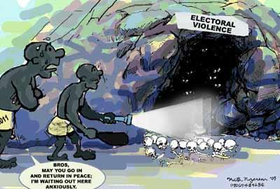 election-violence