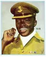 "Major C.K Nzeogwu...""One of the three commanders nominated for the execution of the plan"""