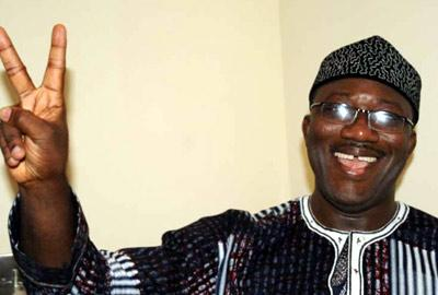 Governor Kayode Fayemi of Ekiti State