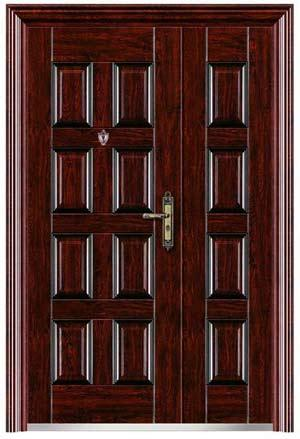 For Elegance And Sturdiness Go For Security Doors