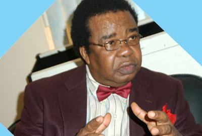 Professor Bolaji Akinyemi was Foreign Affairs Minister