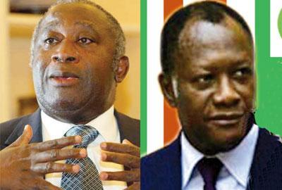 Gbagbo and Quatarra