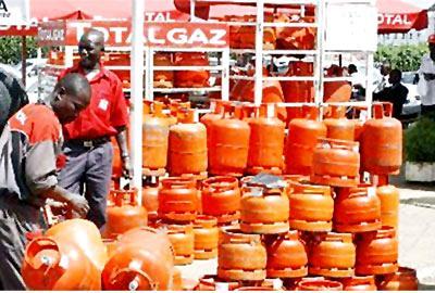 cooking gas, Lagos