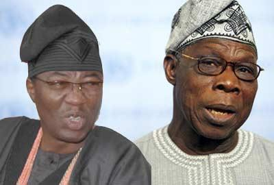 Daniel and Obasanjo....driving different factions