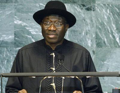 *President Jonathan