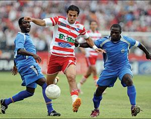 Enyimba in action