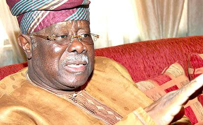 PDP chairmanship: Stop negative attacks, group tells Bode George