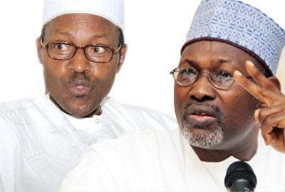 CPC Leader, Buhari and INEC Boss, Jega