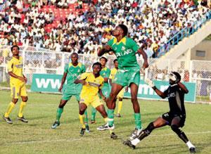 League action
