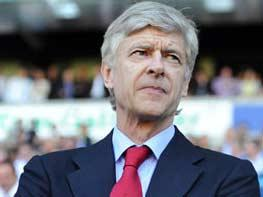 Arsene Wenger wrongly celebrates George Weah's election win