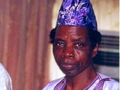 Senator Olabode Olowoporoku is dead