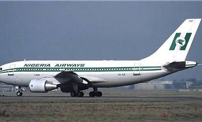 Defunct Nigerian Airways' workers protest over unpaid entitlements