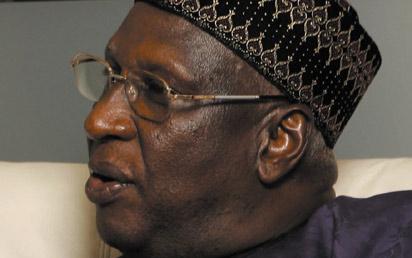 PDP Chairman, Bamanga Tukur