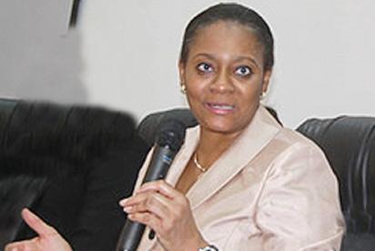 Ms Oteh, SEC's DG