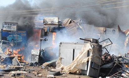 Kaduna-explosion