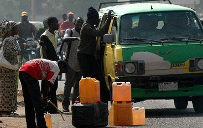 NNPC raises alarm over smuggling of fuel to boarder towns