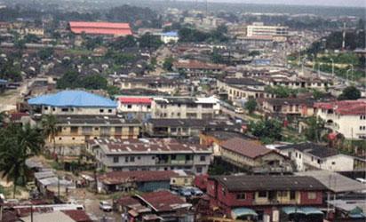 *Warri town