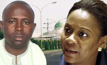 Rep. Herman Hembe & Ms. Arunma Oteh