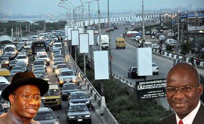 Lagos Third Mainland Bridge