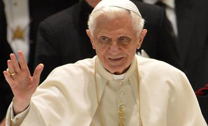 Pope Benedict XVI not seriously ill – Brother