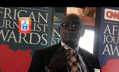 NGE President, Gbenga Adefaye