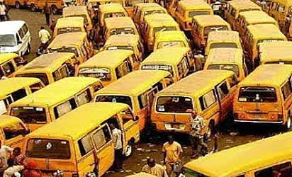 *Danfo buses in Lagos...can they be phased out?