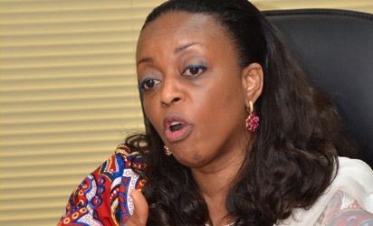 Petroleum Minister, Diezani-Alison-Madueke