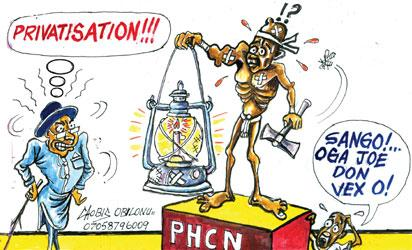 effect of unstable power supply on the nigerian economy The epileptic power supply in the country worsened last weekend as the nation lost over 600 mega watt (mw) and the managing director of power holding company of nigeria (phcn), hussein labo, would not want his head to be used to break the proverbial coconut.