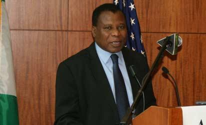 Nigerian Ambassador to the U.S, Prof. Ade Adefuye