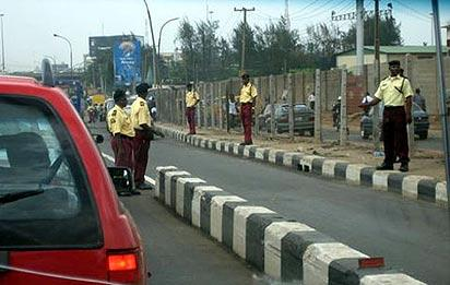 File photo: LASTMA officials on duty