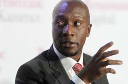 DG/CEO, NSE, Oscar Onyema