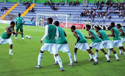 World Cup qualifier: Flamingoes, Ethiopia settle for draw