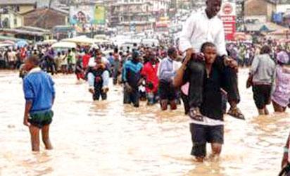 *File Photo: Flood victims