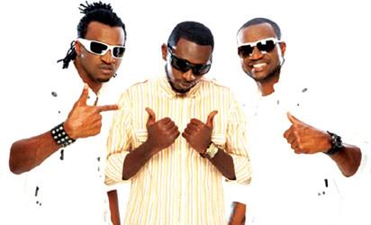 P Square and May D in good times