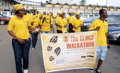 *Cancer walk