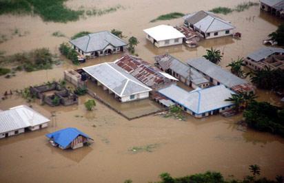 Flood wreaks havoc in Ughelli North, South