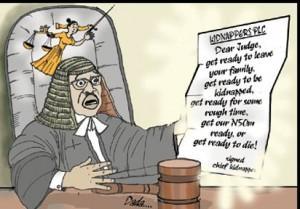 Judge-kidnap