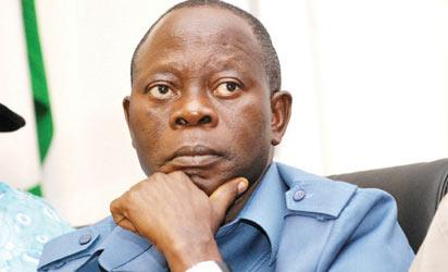 Oshiomhole: I am no godfather
