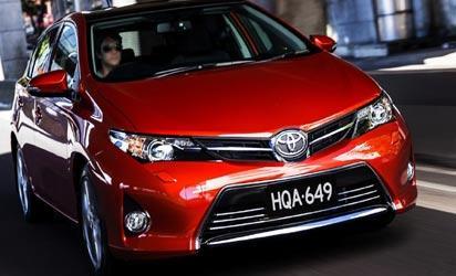 *Toyota Hybrid