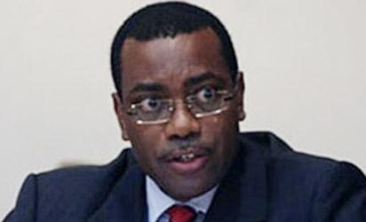 Agric Minister, Dr. Akinwumi Adesina