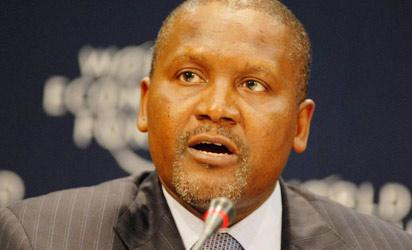 Why we don't manufacture cube sugar  — Dangote