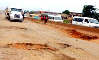 Lagos-Ibadan road